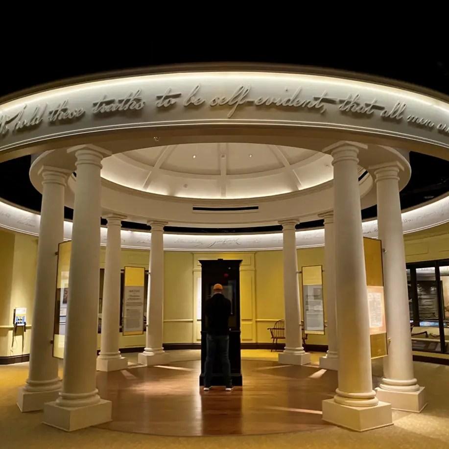Yorktown Museum 2