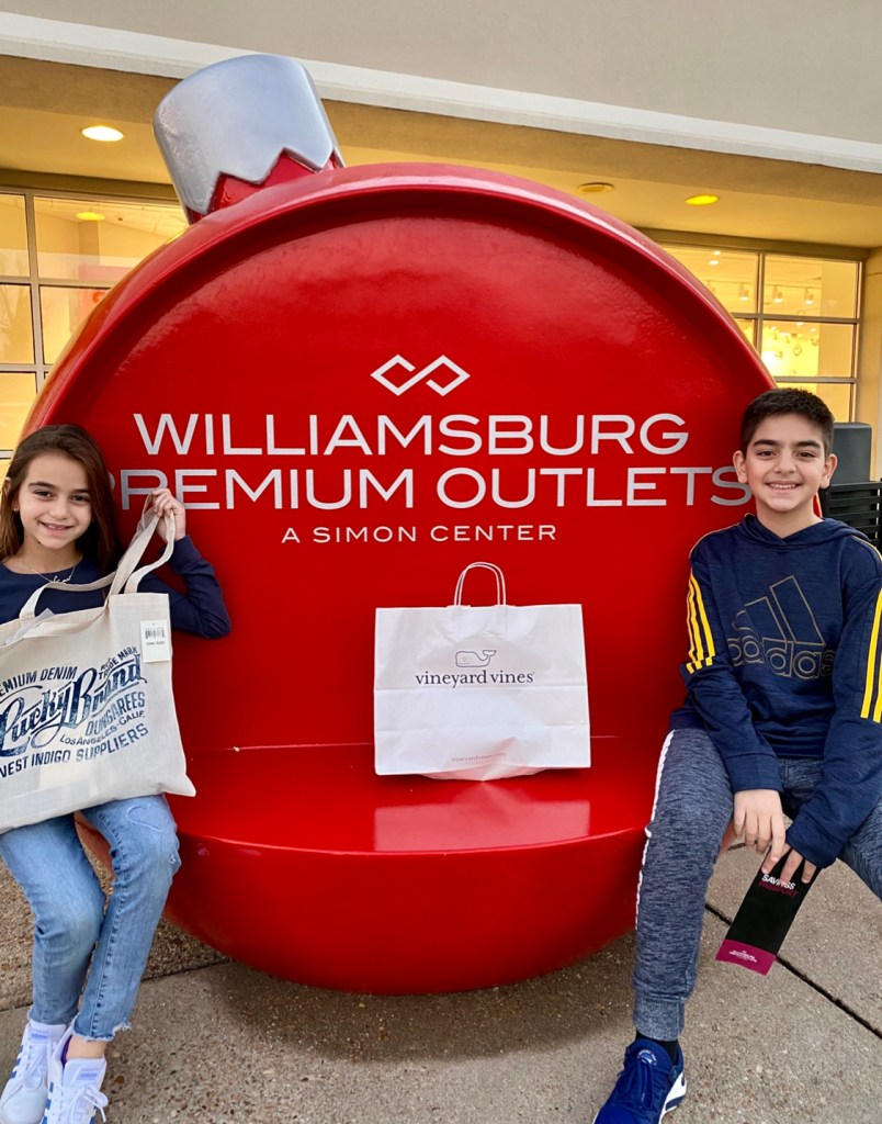 Williamsburg Outlets