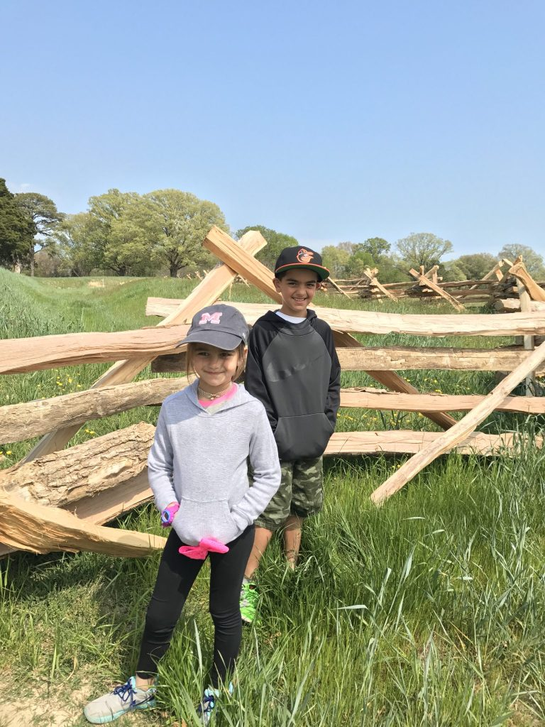 Yorktown Battlefield - Things to do in williamsburg va with kids