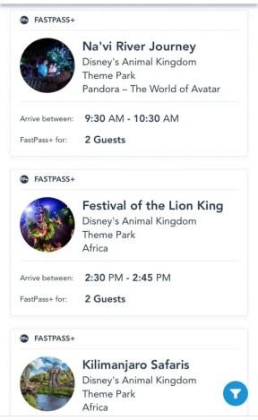 Disney Fastpass secrets app