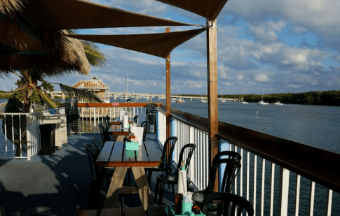 best restaurants in marathon FL - Burdines