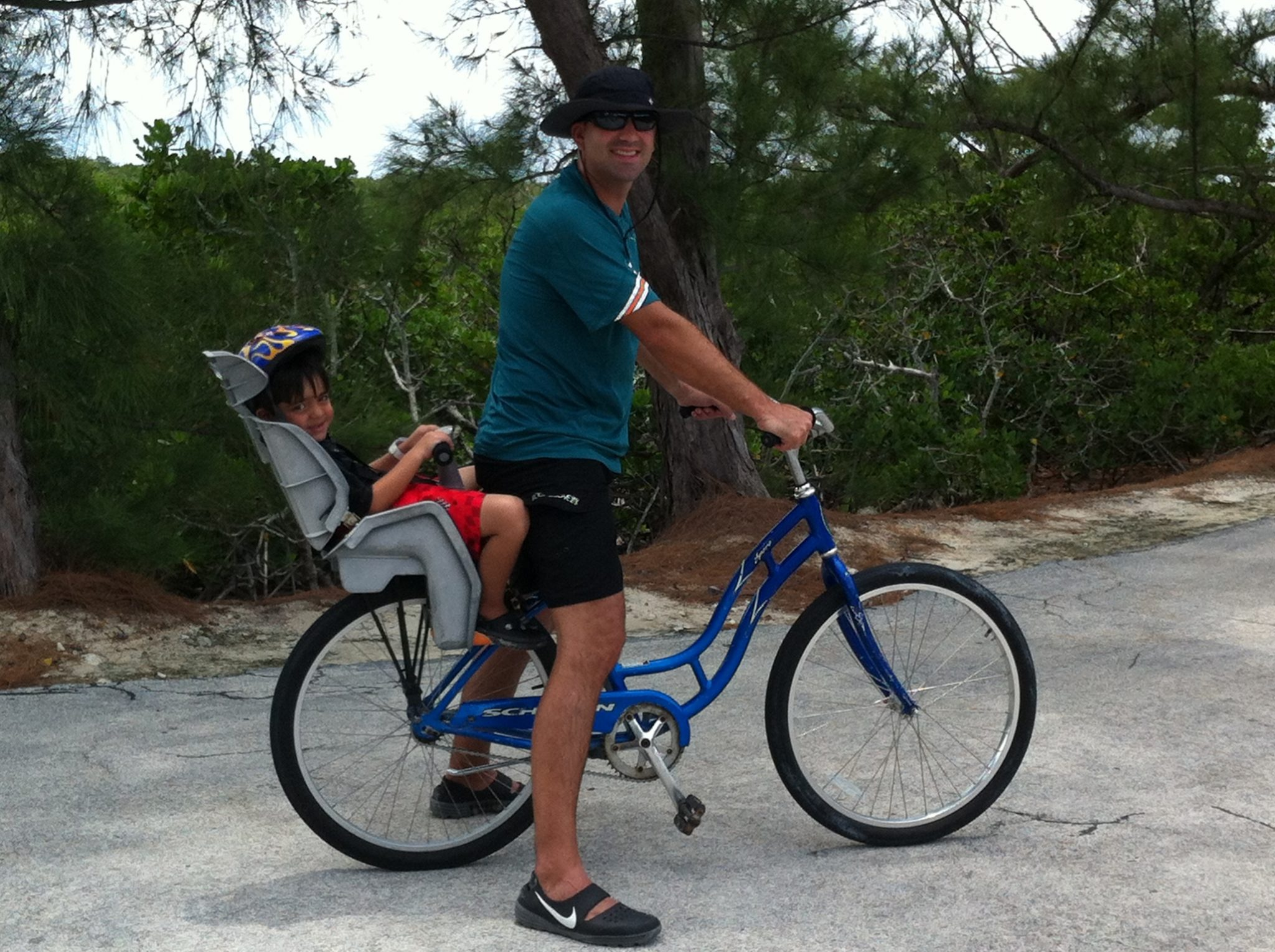 Things to do on Castaway Cay bike toddler