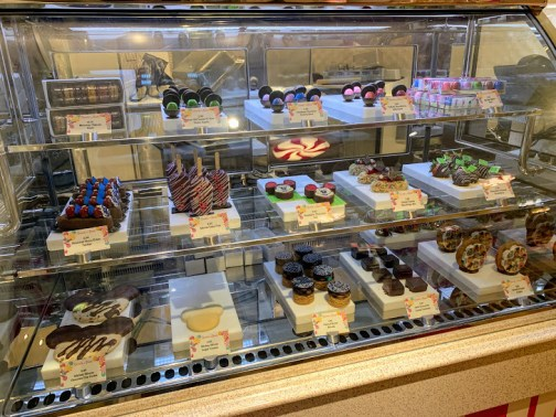 Disney cruise food vanellope's