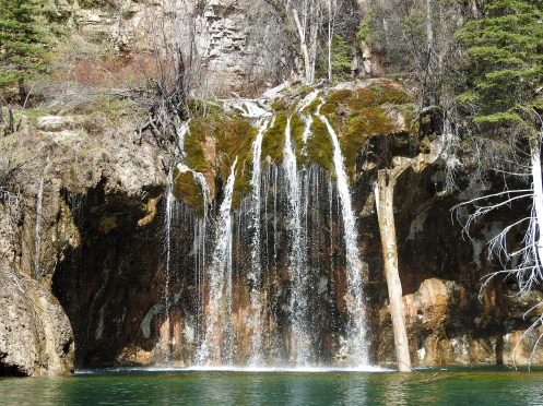 hanging lake CO cross country travel