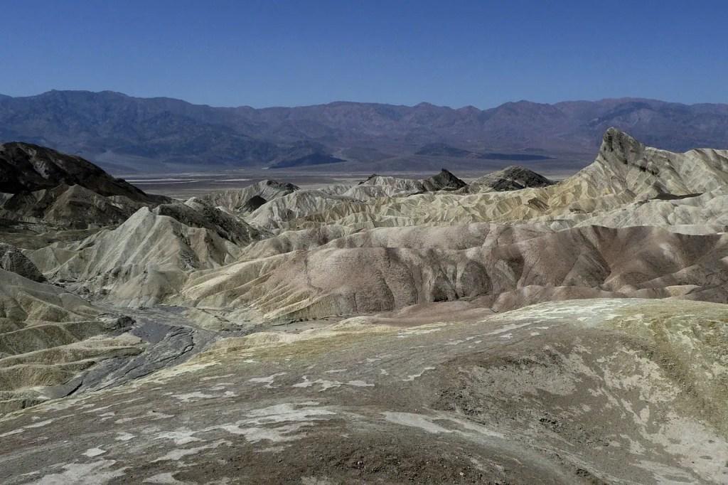 california national parks road trip DV