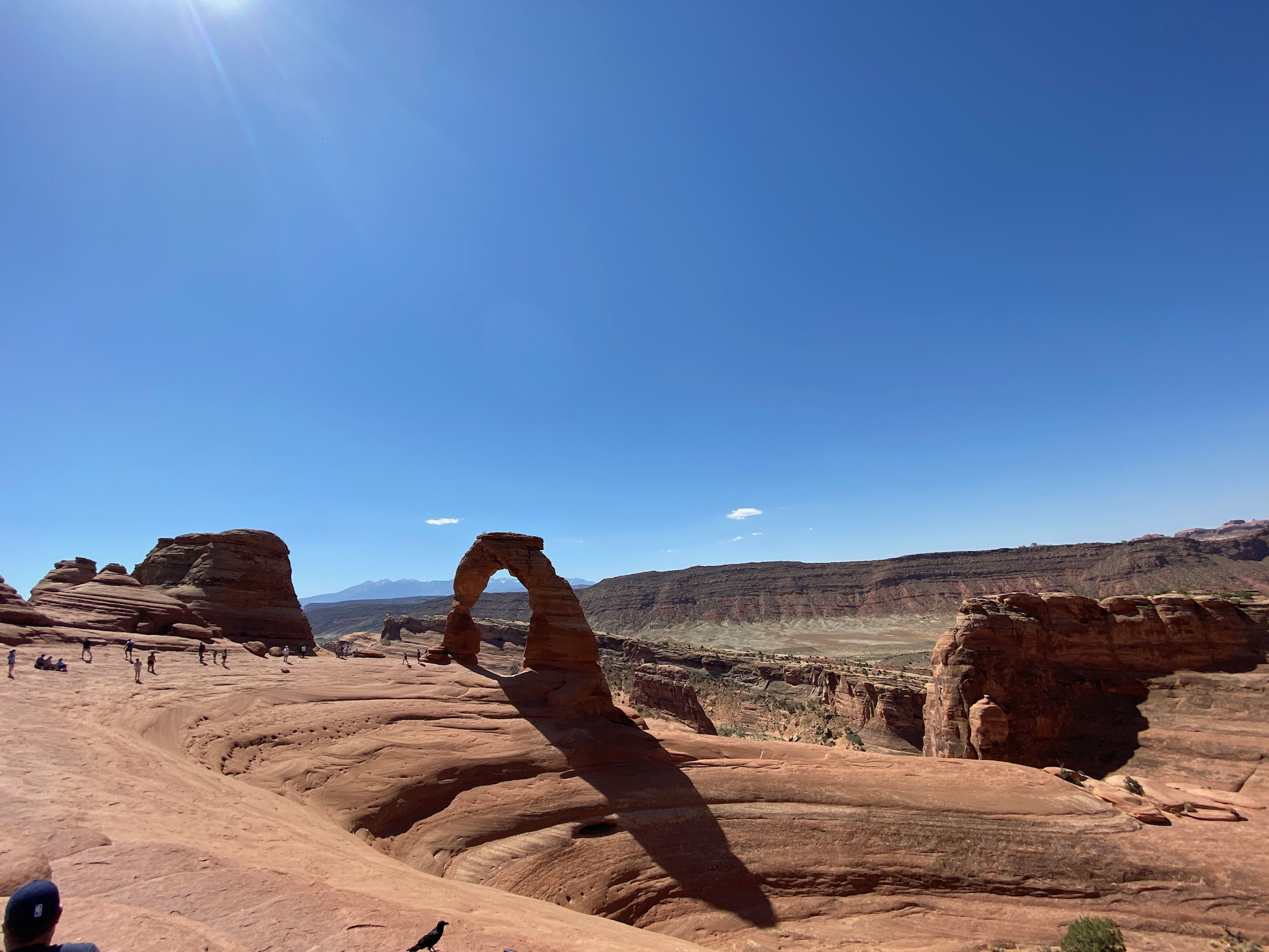 Delicate Arch viewpoint 2