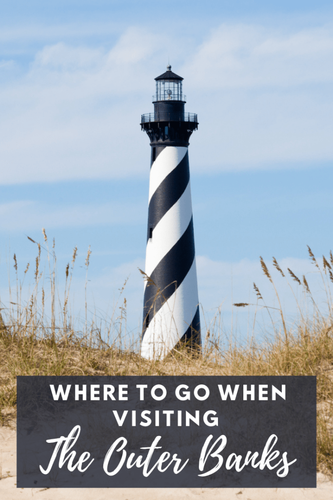 things to do in the outer banks pin