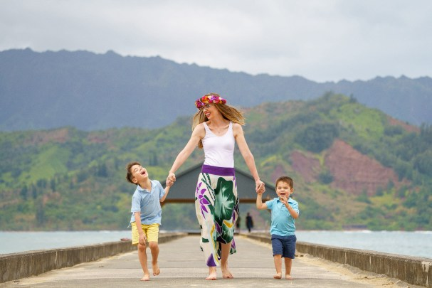 Best us family beaches Kauai