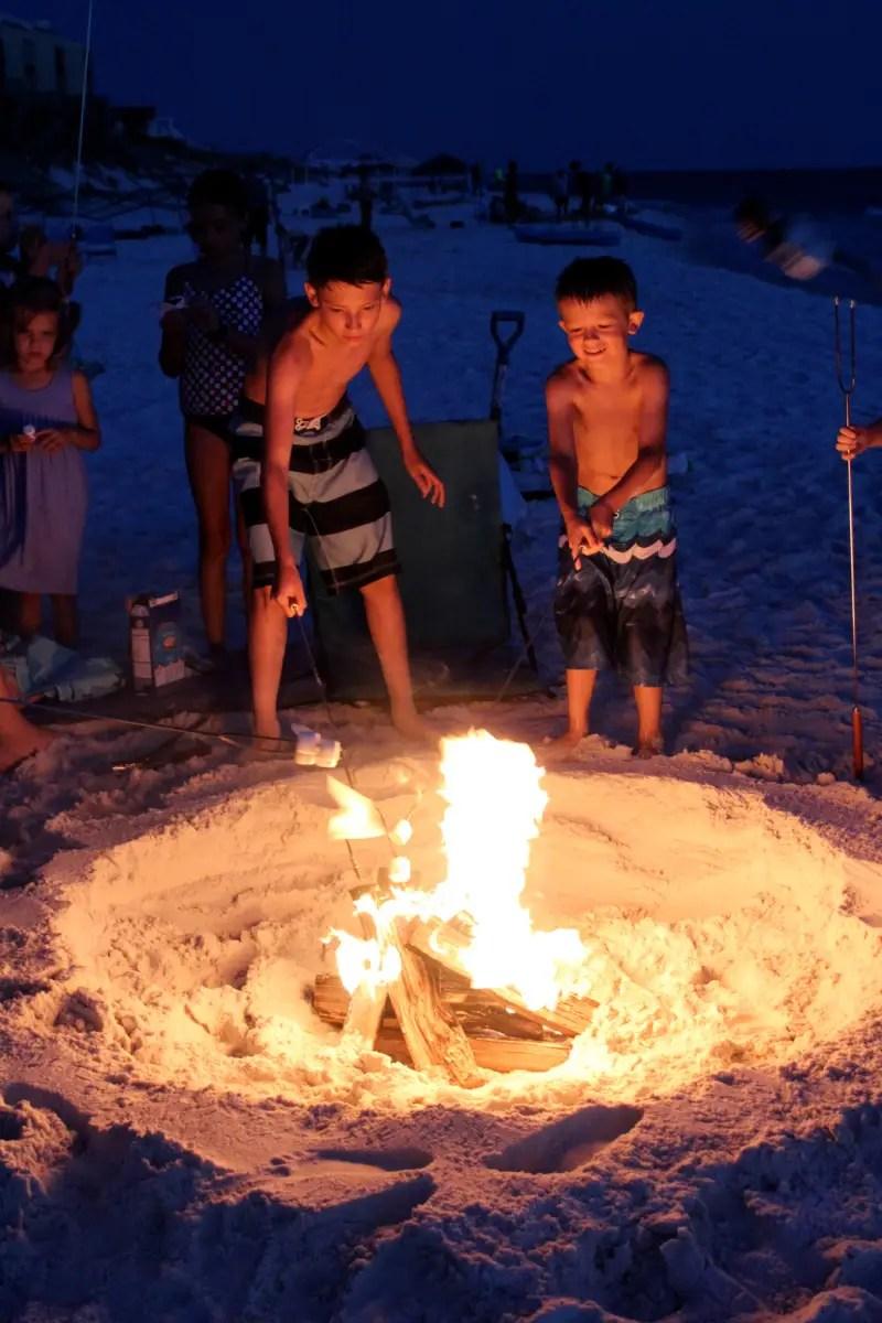 best family beach vacations usa cape san blas