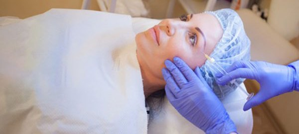 blindness injectable fillers