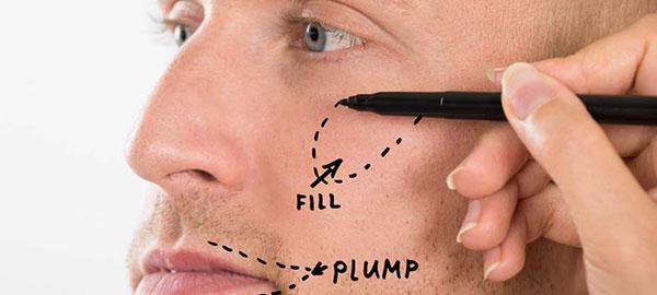 cosmetic surgery men