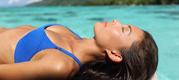 breast augmentation swimming