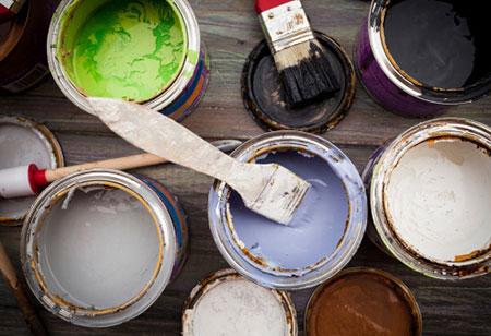 Enlever Une Tache De Peinture