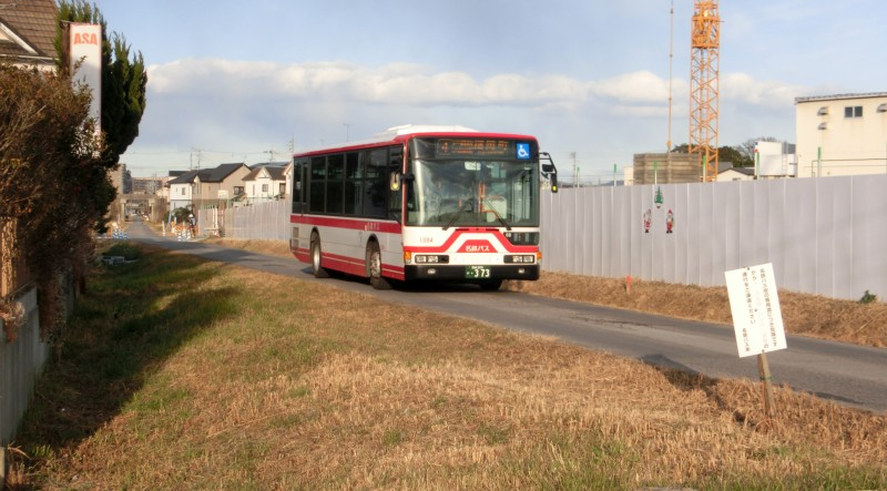 福岡線バス専用道廃止1