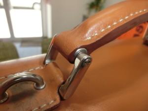 ビジネスバッグ持ち手修理3