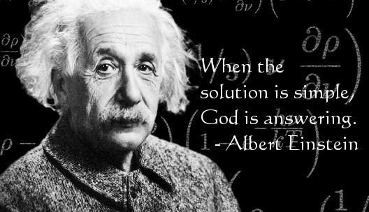 ソロモンとアインシュタイン