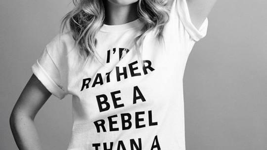 Be A Rebel Than A Slave