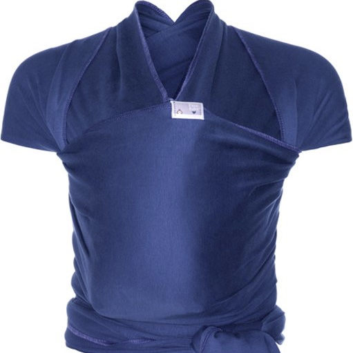 pure baby love basics true blue rekbaar doek huren