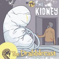 Cover for Drabblecast episode 246, Kidney, by David Flett