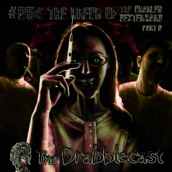Cover for Drabblecast episode 255, The Wreck of the Dexter Ward pt. 2, by Bo Kaier