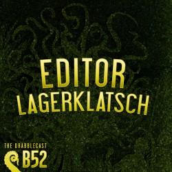 Cover for Drabblecast B-Sides 52, Editor Lagerklatsch