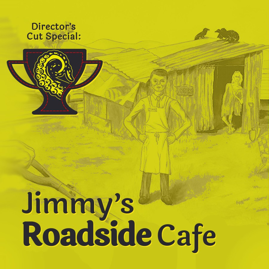 Cover for Jimmy's Roadside Cafe