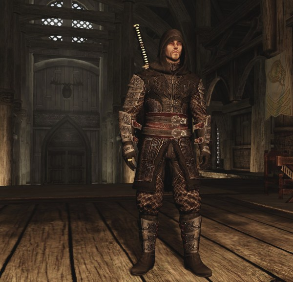 Skyrim Clothes Female Ranger - Year of Clean Water