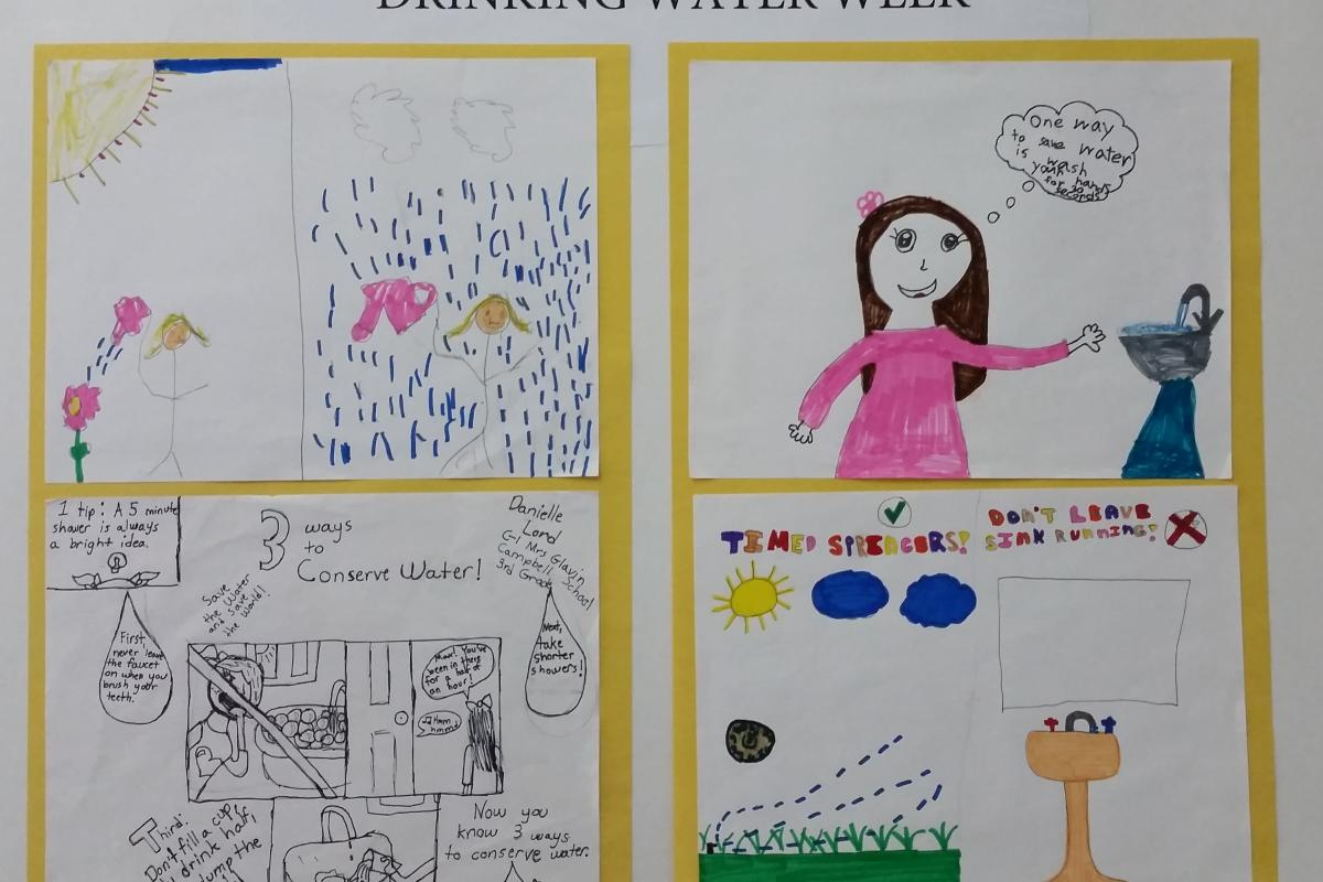 water conservation poster contest