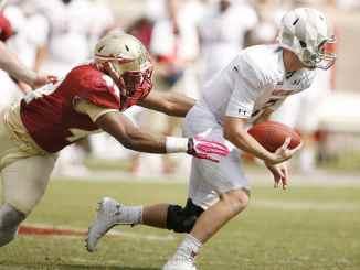 DeMarcus Walker - 2017 NFL Mock Draft