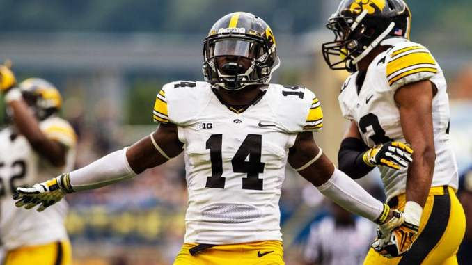 Desmond King - 2017 NFL Mock Draft