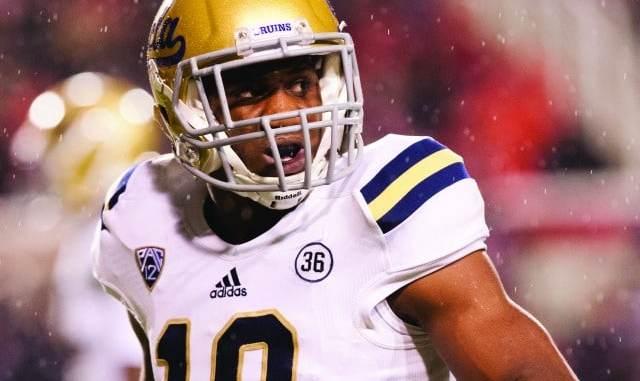 Fabian Moreau - 2017 NFL Draft