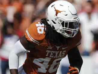Malik Jefferson - 2018 NFL Draft