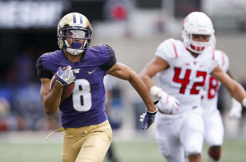 Dante Pettis, WR, Washington