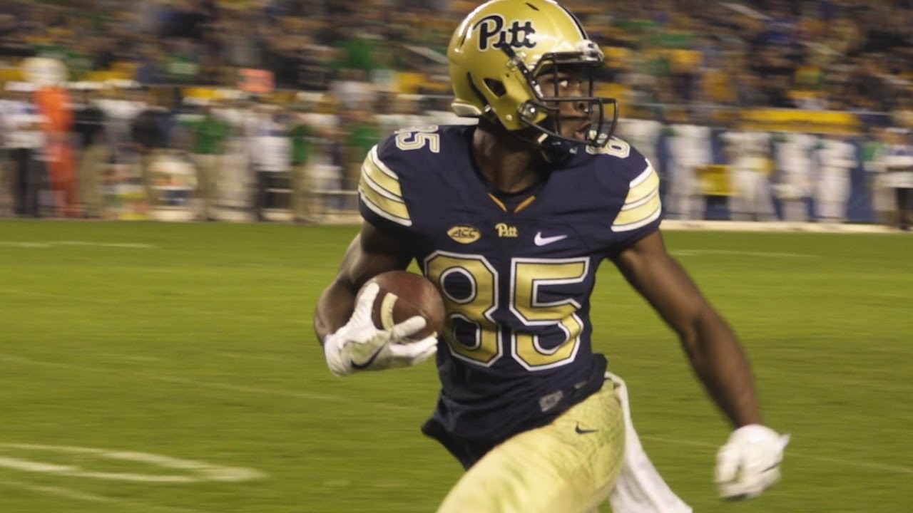 Jester Weah, Wide Receiver, Pittsburgh