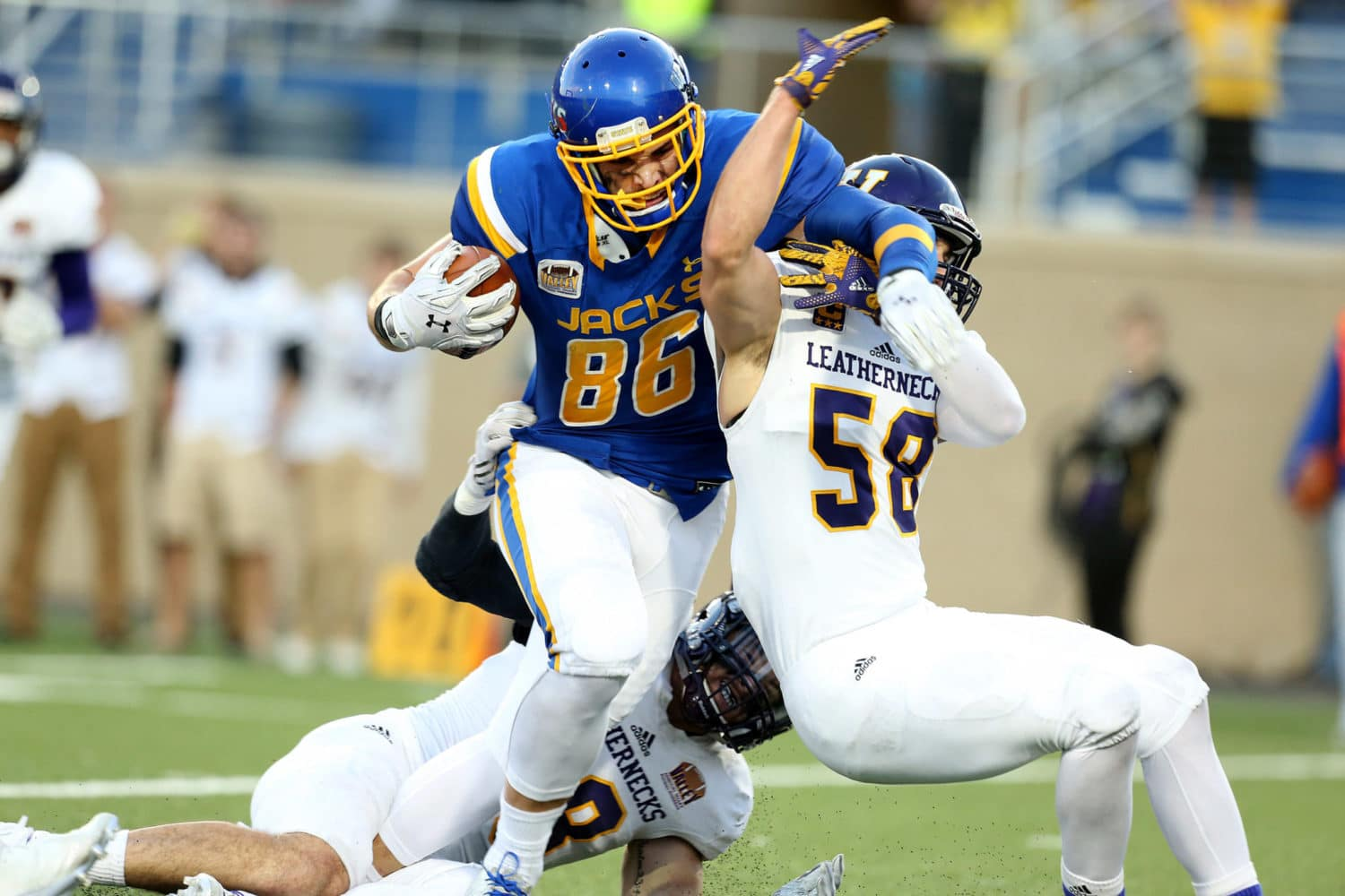Dallas Goedert, TE, South Dakota State