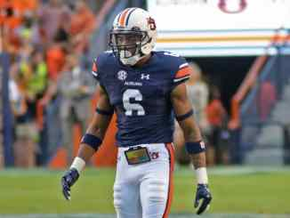 2018 NFL Draft: Carlton Davis