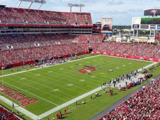 Tampa Bay Stadium 2018 NFL Draft