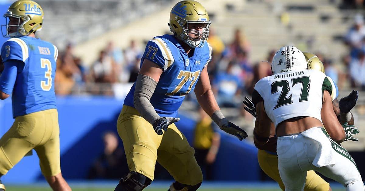 2018 NFL Mock Draft - Kolton Miller