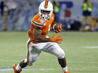Mark Walton NFL Draft