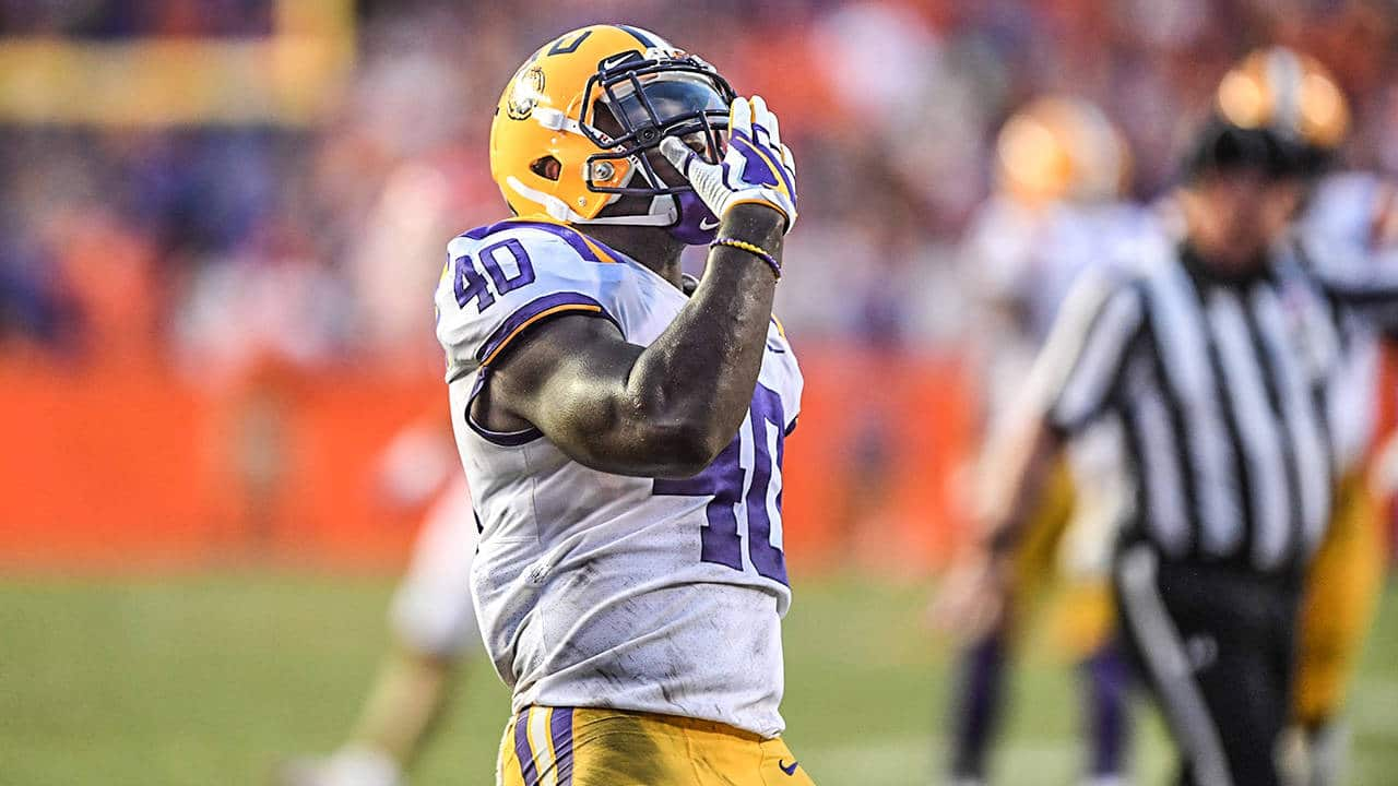 2019 NFL Mock Draft - Devin White