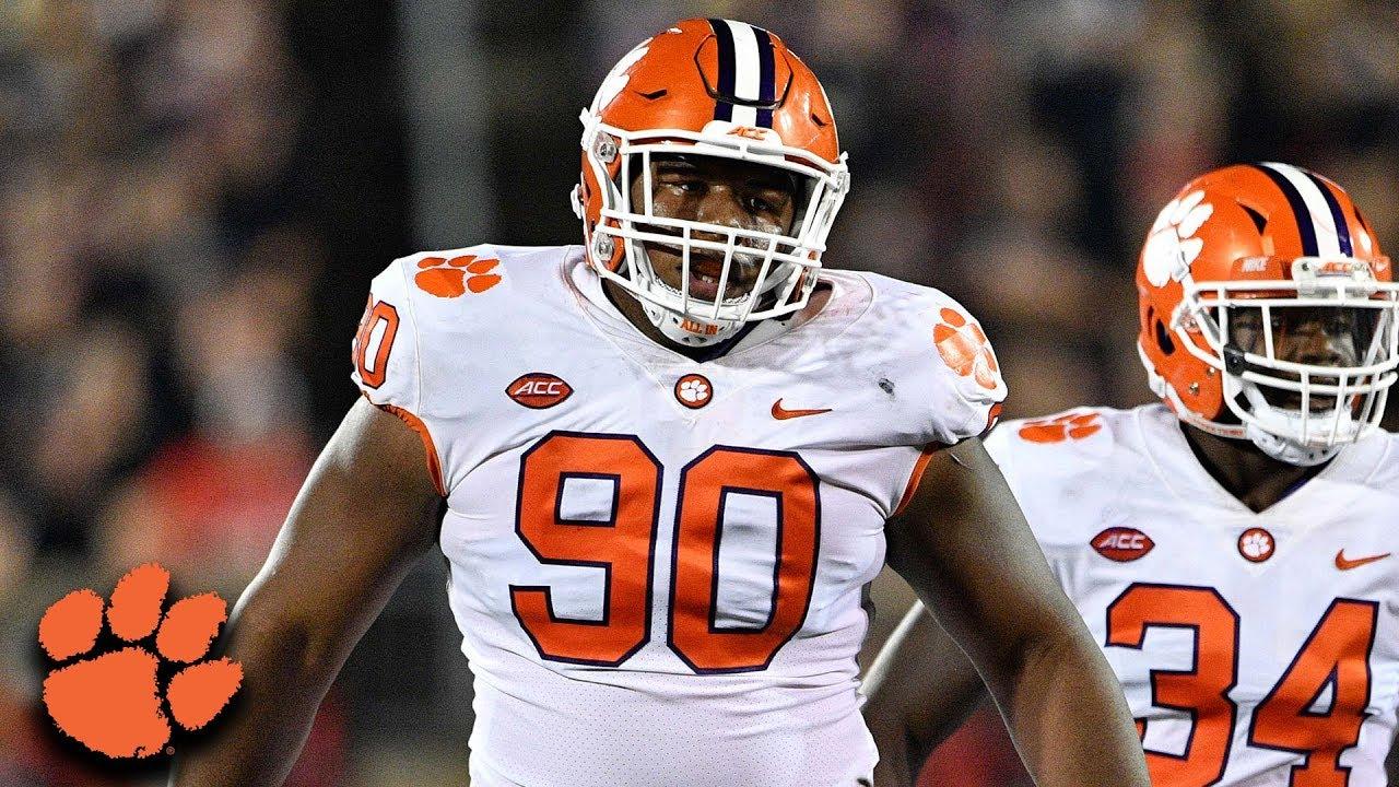 2019 NFL Mock Draft - Dexter Lawrence