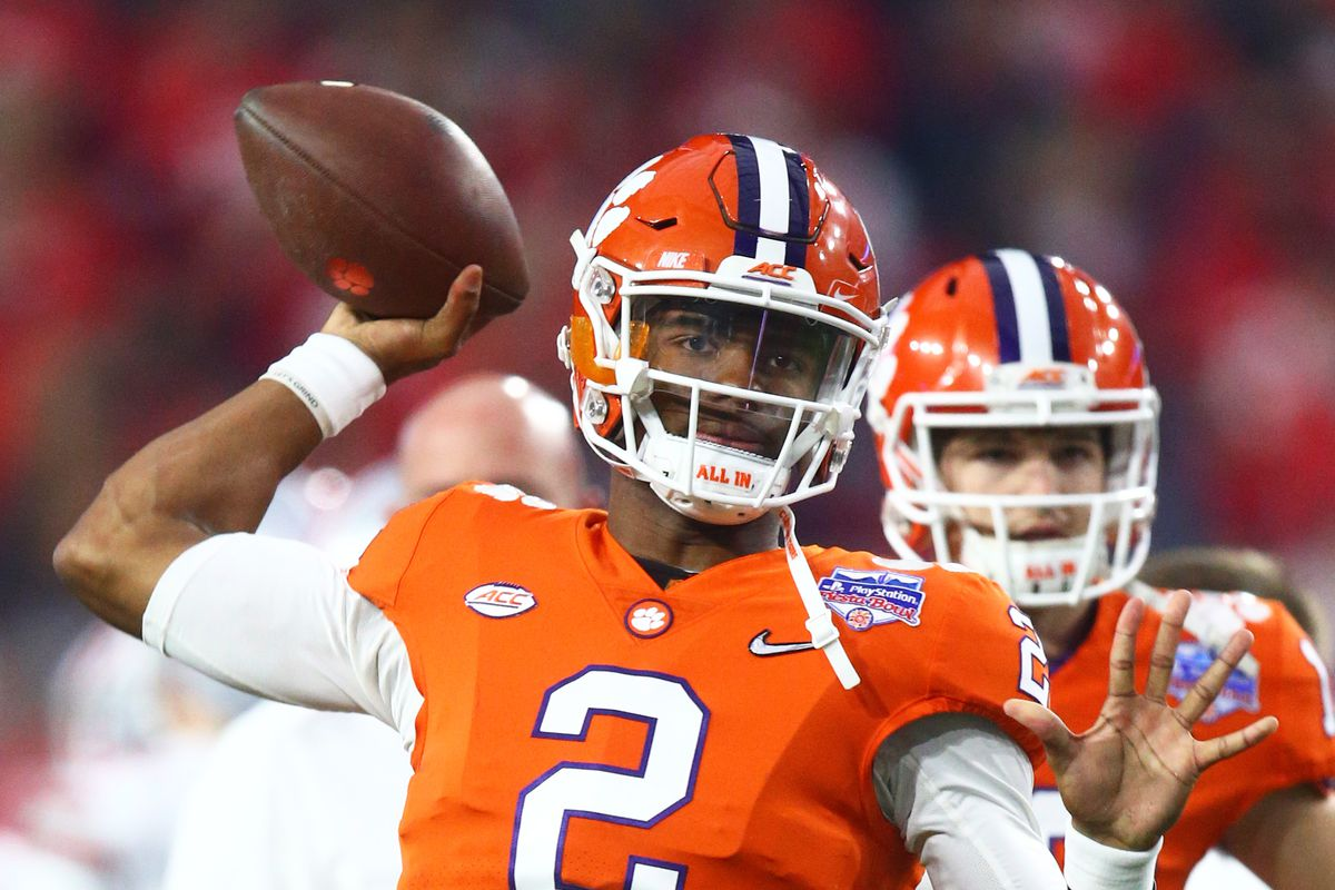 2019 NFL Mock Draft - Kelly Bryant