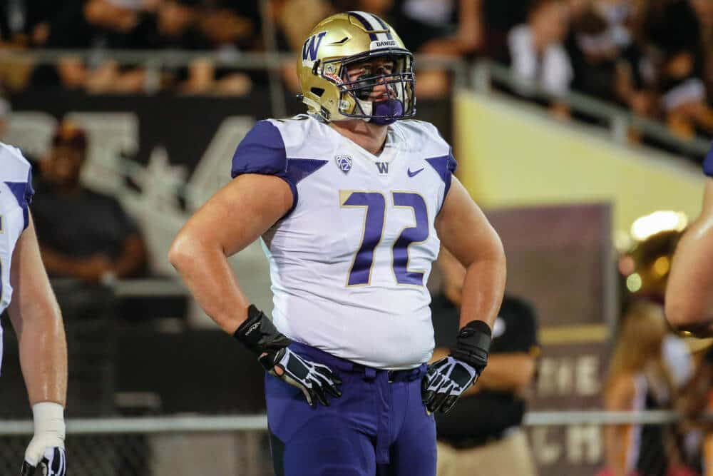 2019 NFL Mock Draft - Trey Adams