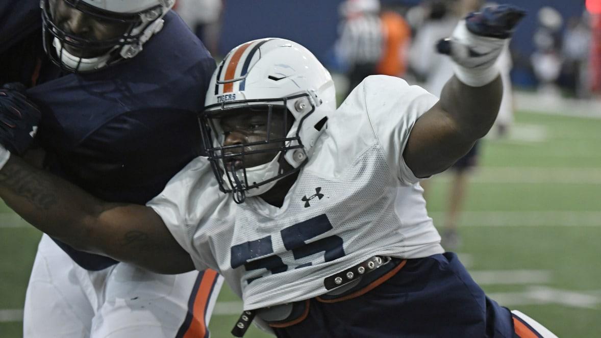 Derrick Brown 2020 NFL Draft
