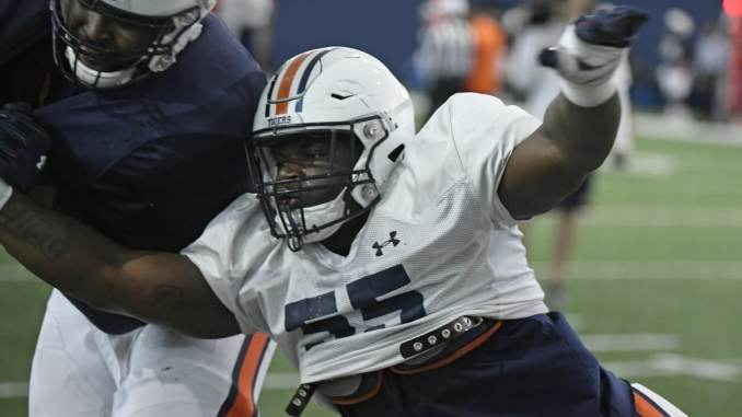 Derrick Brown 2019 NFL Draft