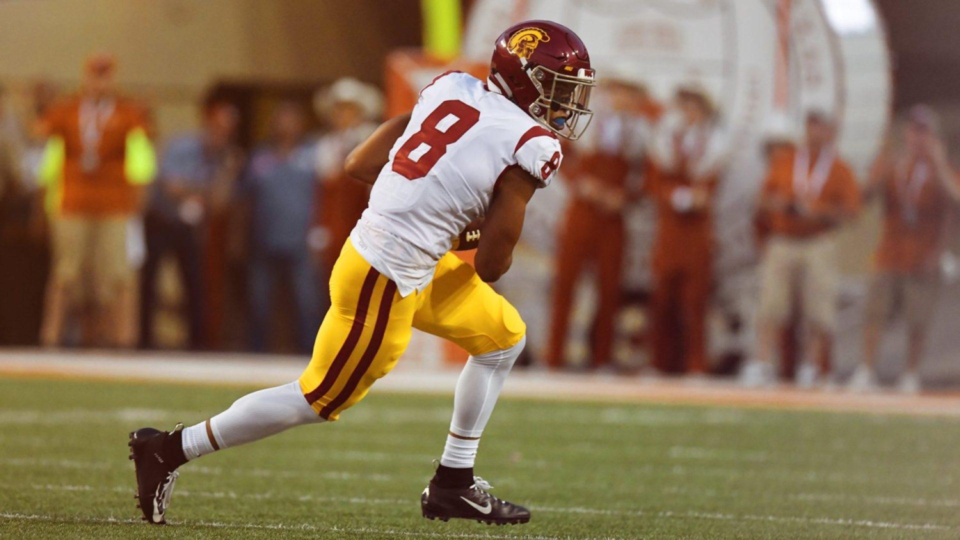 Amon-Ra St Brown 2021 NFL Mock Draft