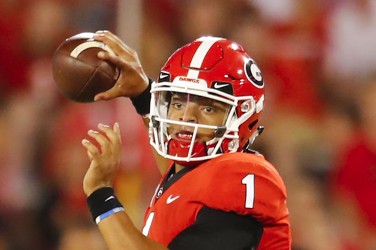 Justin Fields, QB, Ohio State 2021 NFL Mock Draft
