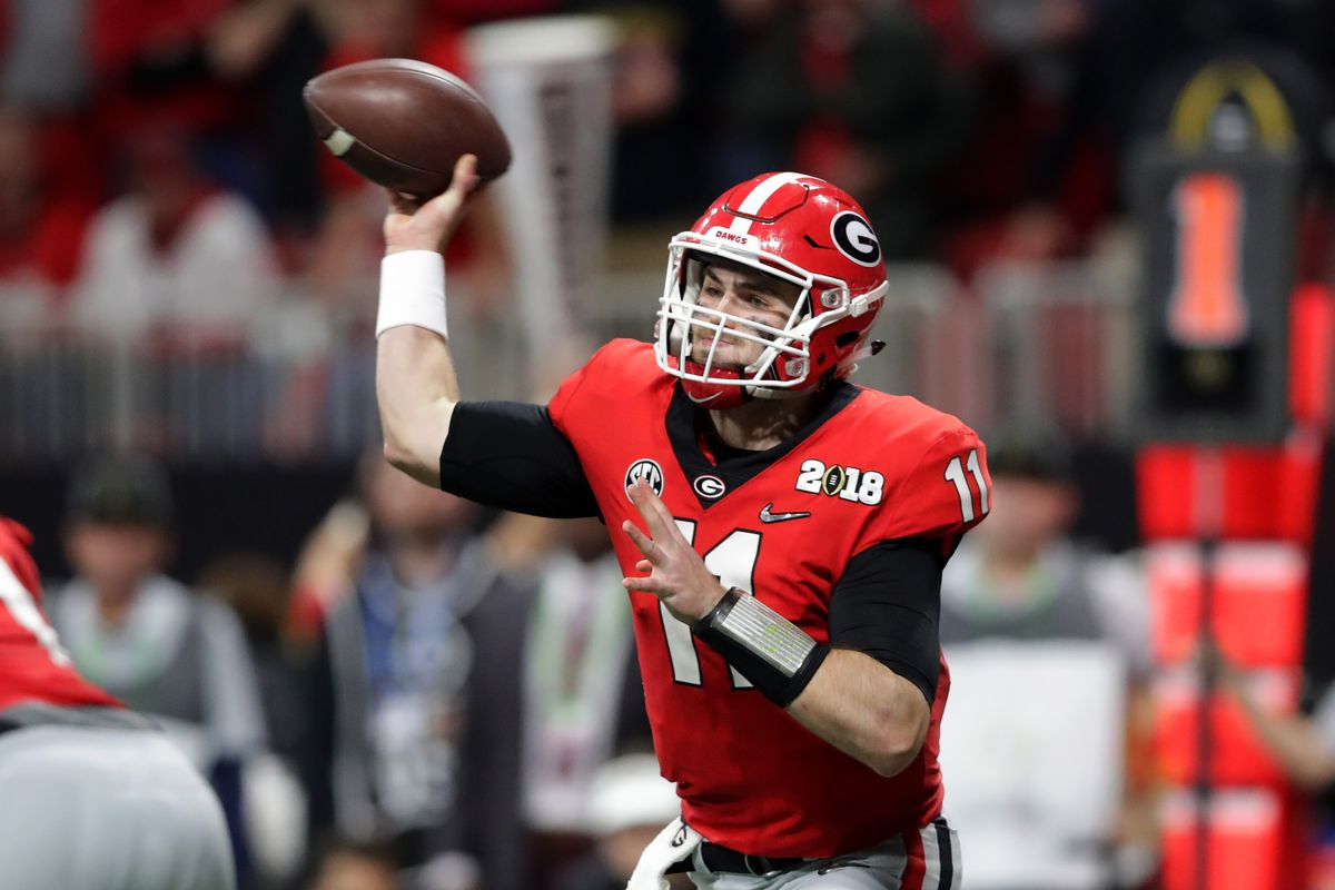 2020 NFL Mock Draft Jake Fromm