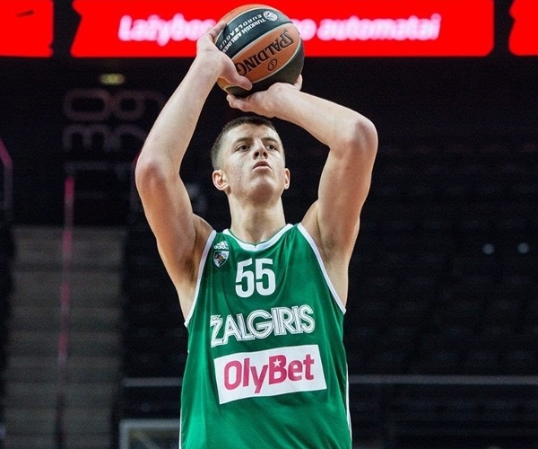 Image result for isaiah hartenstein