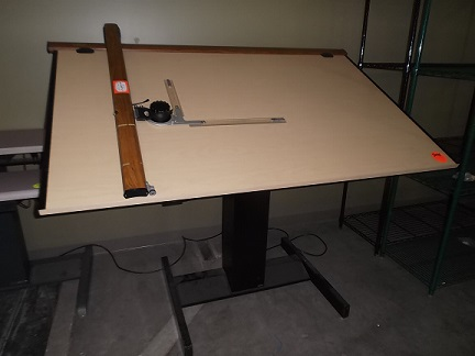 Used Drafting Tables Hoppers Drafting Furniture